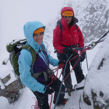 Mountain Inspired. Women's mountaineering hub
